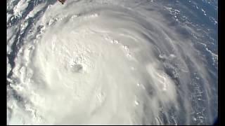 BREAKING Hurricane Florence from Space near Category 5 one million Mandatory Evacuation 9/11/18