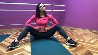 Растяжка Stretching Поток энергии в теле Избавление от зажимов Утренняя тренировка