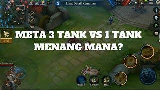 3 TANK VS 1 TANK? : AOV (Arena of Valor)