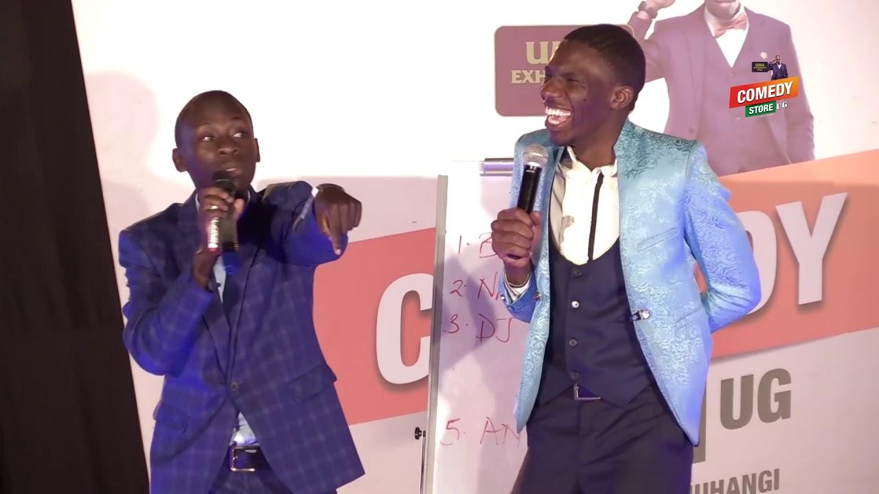 Alex Muhangi Comedy Store Sept 2019 - T_Amale