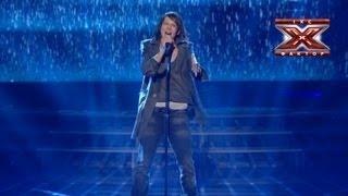 Алексей Смирнов - Numb - Linkin Park - Десятый прямой эфир - Х-Фактор 3 - 29.12.2012