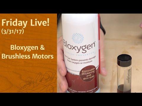 Bloxygen & Brushless Motors - Friday Live!