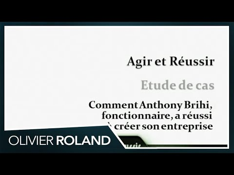 t moignagne comment anthony brihi fonctionnaire a r ussi a cr er son entreprise youtube. Black Bedroom Furniture Sets. Home Design Ideas