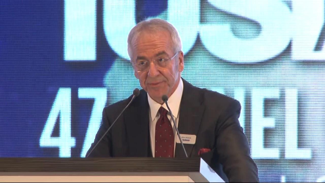 TÜSİAD Yönetim Kurulu Başkanı Erol Bilecik'in ''47. Genel Kurul'' Toplantısı Konuşması
