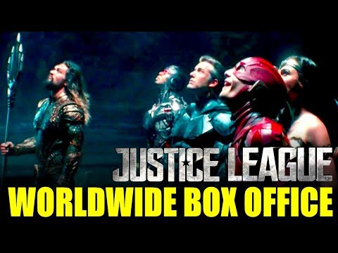 Justice League Worldwide Box Office Speeds Towards $500M!