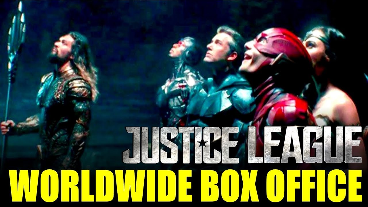 Justice League Worldwide Box Office Speeds Towards 500m