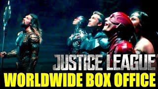 Justice League Worldwide Box Office Speeds Towards $500M!