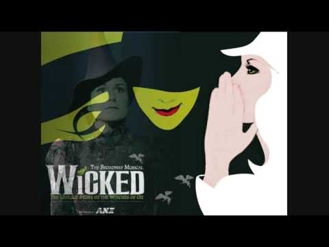 I'm Not That Girl - Wicked The Musical