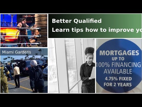 Low Credit Repair/Miami Gardens FL/How to find/Home Equity/BQ Experts