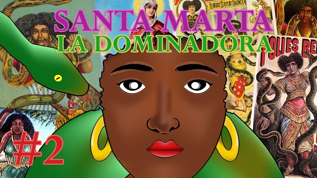 Santa Marta la Dominadora Parte 2 | 21 División | Vudú