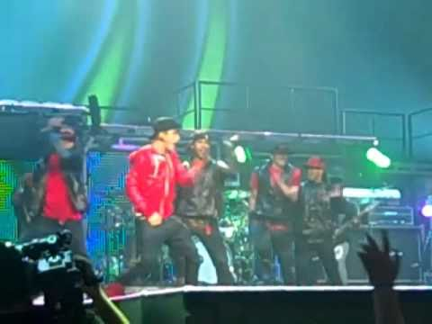 Justin Bieber One Time at MSG
