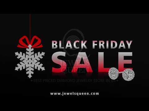 Black Friday 15% Discount Diamond Jewelry Sale