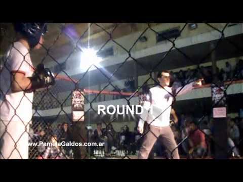 """Dany Almaraz VS Johana Saturnino """"EXPLOTA LOS TOLDOS II"""" Fight Club"""