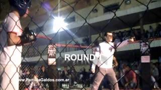 "Dany Almaraz VS Johana Saturnino ""EXPLOTA LOS TOLDOS II"" Fight Club"