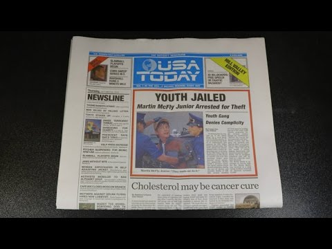 USA TODAY NewsPaper Hill Valiey Edition Oct 22nd 2015