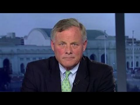 Sen. Richard Burr on the state of homeland security