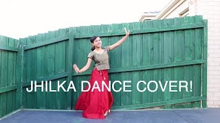 jhilka dance cover...