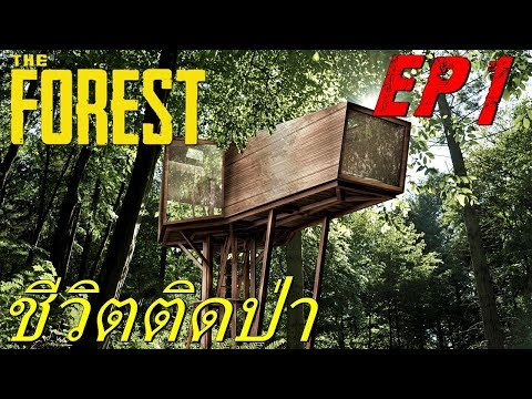 BGZ  THE FOREST EP1 ชีวิตติดป่า