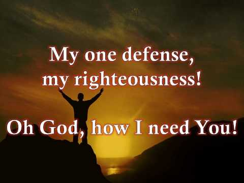Lord, I Need You w/ lyrics By Matt Maher