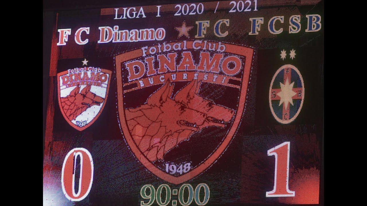 FCSB câștigă după șase ani pe terenul lui Dinamo, în Liga 1! Reacții de la finalul partidei