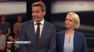 Wahlduelle 3 / Wahl 19 | ORF2