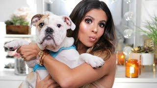 GRWM Chit Chat | My Makeup Line? Friendships? A Puppie?