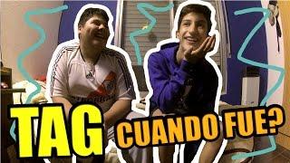 TAG ¿CUANDO FUE? | ME HICE PIS ENCIMA EN LA SECUNDARIA! | Maury Farias :D