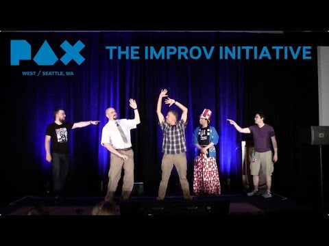 PAX West 2016 - The Improv Initiative