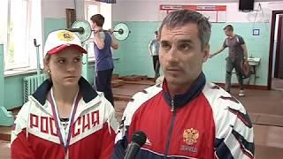Первый мастер спорта по тяжелой атлетике среди женщин