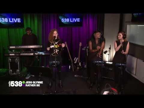 Jess Glynne - Rather Be (Live @ Frank en Middag Show)