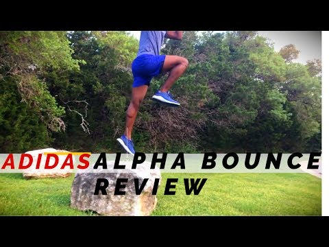 Adidas Alpha Bounce Review | RUNNING SHOE PERFORMANCE