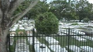 Cemetery Where Michael Jackson Filmed Thriller