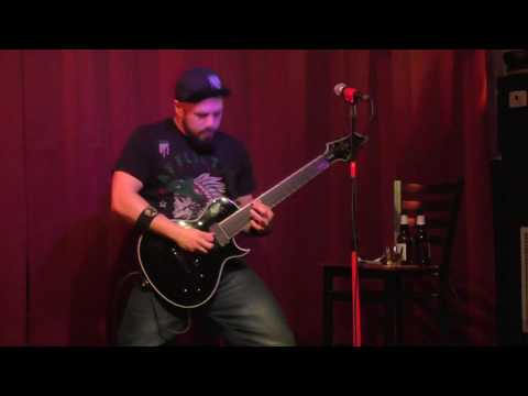 Marc Rizzo Live - COMPLETE SHOW - Quincy, MA (March 10th, 2017) Maggys Lounge
