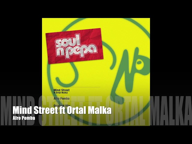 Mind Street ft Ortal Malka