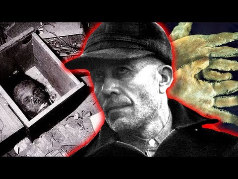ED GEIN  THE BUTCHER OF PLAINFIELD  Anatomy of Murder 21