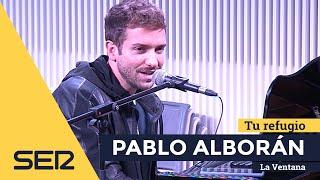 Entrevista en 'La Ventana' | Pablo Alborán interpreta 'Tu refugio'