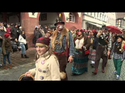 Hexenball und Narrensturm AHA Weil der Stadt - 22. & 23.02.2014