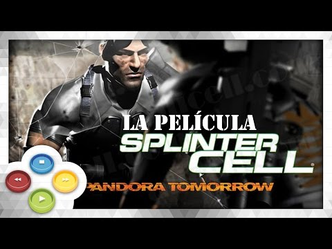 Splinter Cell Pandora Tomorrow HD Pelicula Completa Español