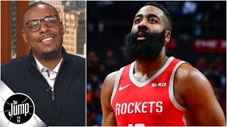 Can we just give James Harden the 2018-19 NBA MVP already? – Paul Pierce | The Jump