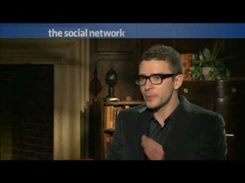 THE SOCIAL NETWORK Interviews with Jesse Eisenberg, Justin Timberlake, Andrew Garfield and more!