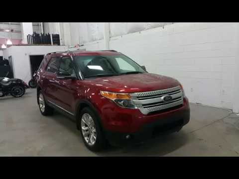 2014 Ford Explorer XLT W/ Steering wheel controls, Bluetooth Review | Boundary Ford