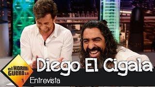 """El Hormiguero 3.0 - Entrevista a Diego El Cigala: """"El flamenco es un estado de ánimo"""""""