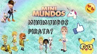 Minimundos Pirata? || Real Ou Falso?