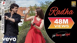 Radha Full Song Video Anushka Shah Rukh Pritam