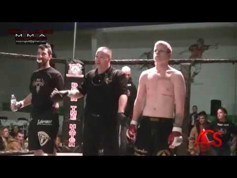 ACSLIVE.TV Present's Exiled MMA Bob Mezzano Vs Aaron Tigelow