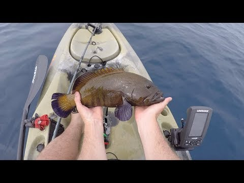 Catch and Cook a New Fish - Blue Line Snapper! (Fishing in Hawaii)