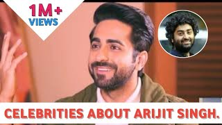 Download Mp3 What Celebrities Think About Arijit Singh Who Is Arijit Singh Indian Playback Singer Part 01