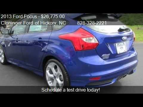 2013 Ford Focus ST - for sale in Hickory, NC 28602