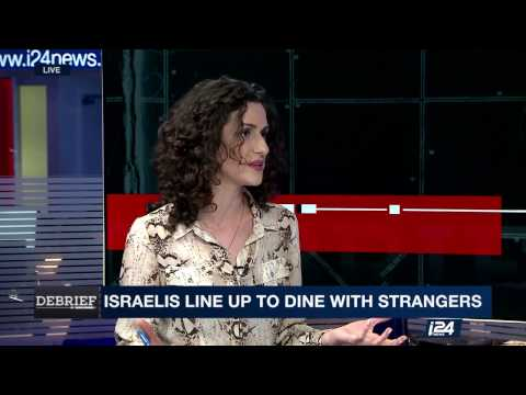 BRIEF ENCOUNTERS   Indian-Israeli couple invite strangers into their home for a shared meal