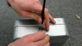 Pick-locking Box ®